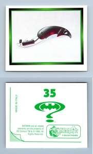 Batman Forever Movie #81 Merlin 1995 Sticker