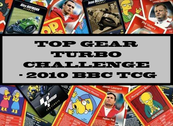 Top Gear Turbo Challenge - 2010 BBC