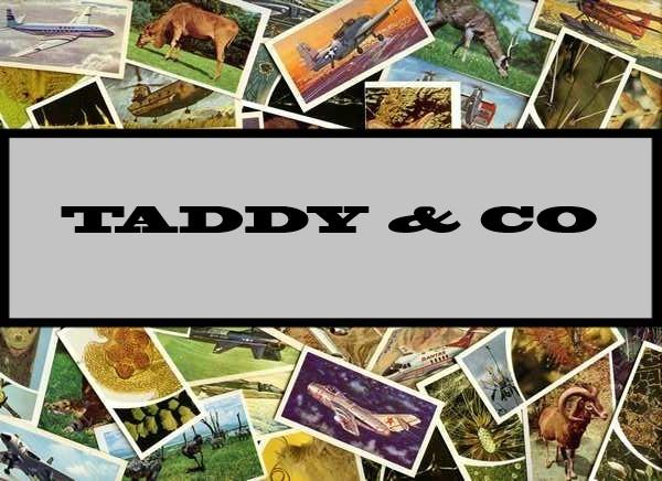Taddy & Co