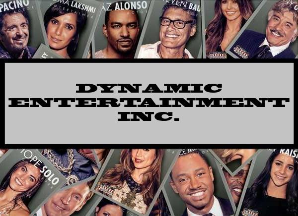 Dynamic Entertainment Inc.