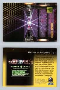 Galileo NCC-1701//7 #9 Skybox 30 Years Of Star Trek Phase 1 Trading Card