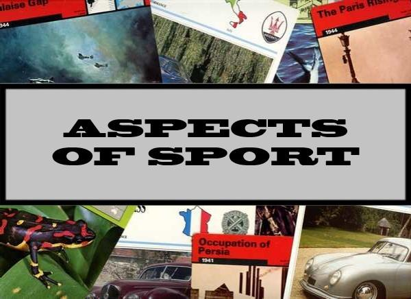 Aspects Of Sport