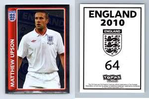 Radomir Antic #277 England 2010 Topps Football Sticker