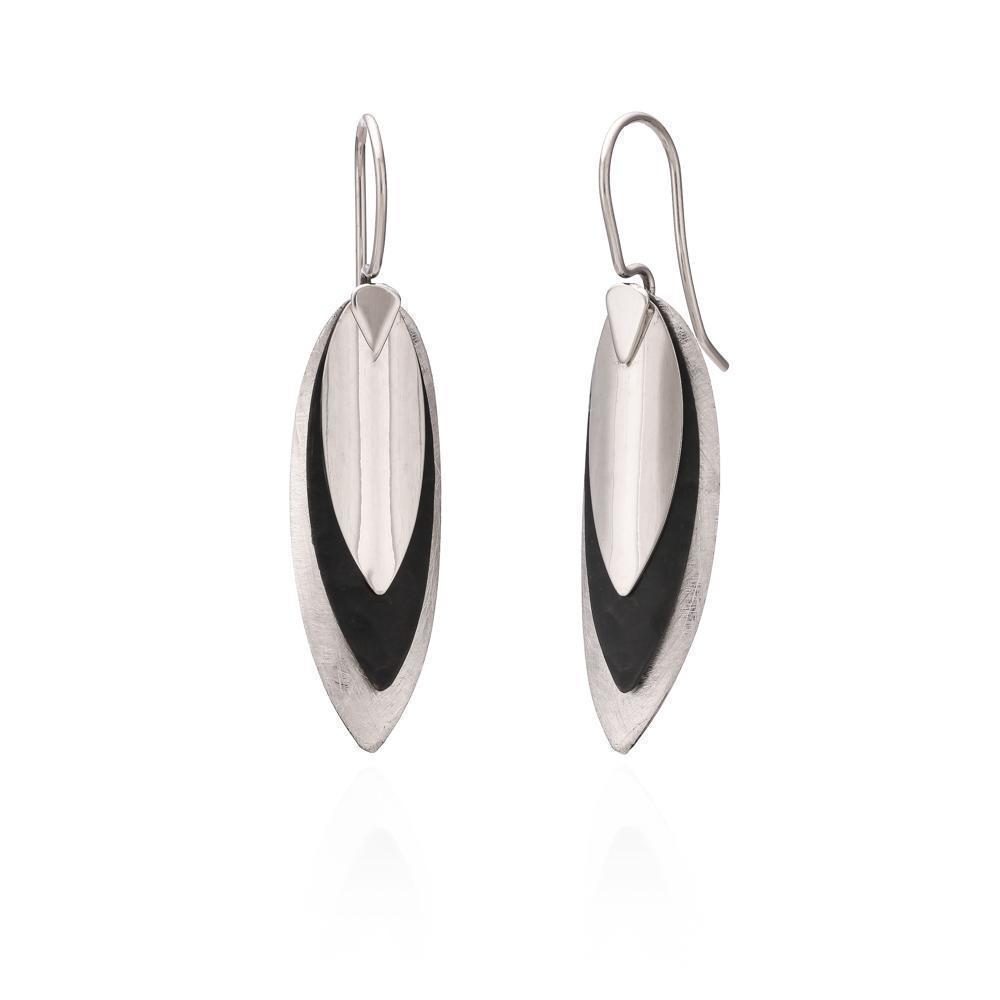 brushed-polished-oxidised-silver-leaf-earrings.jpg
