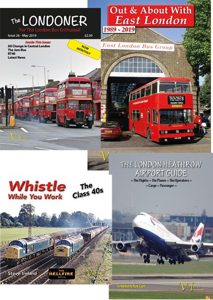 Books & The Londoner Magazine