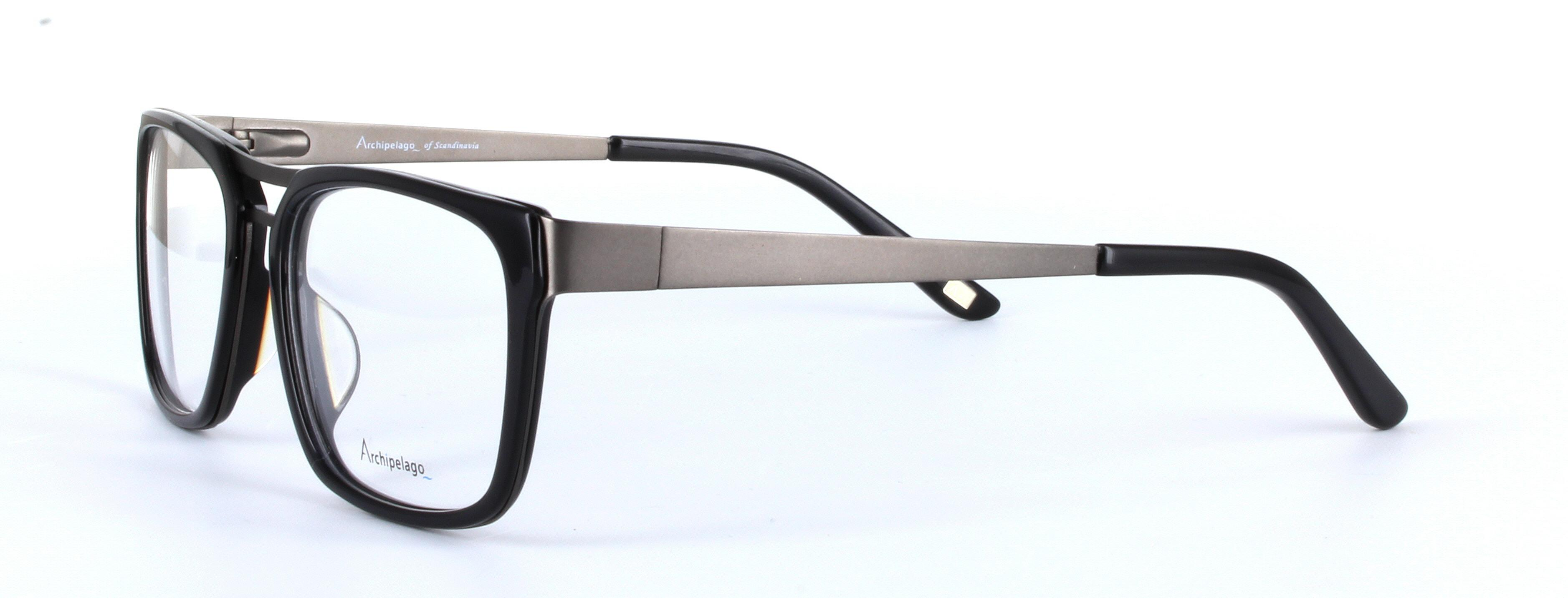 A5509 - Gents acetate with metal nosebridge image 2
