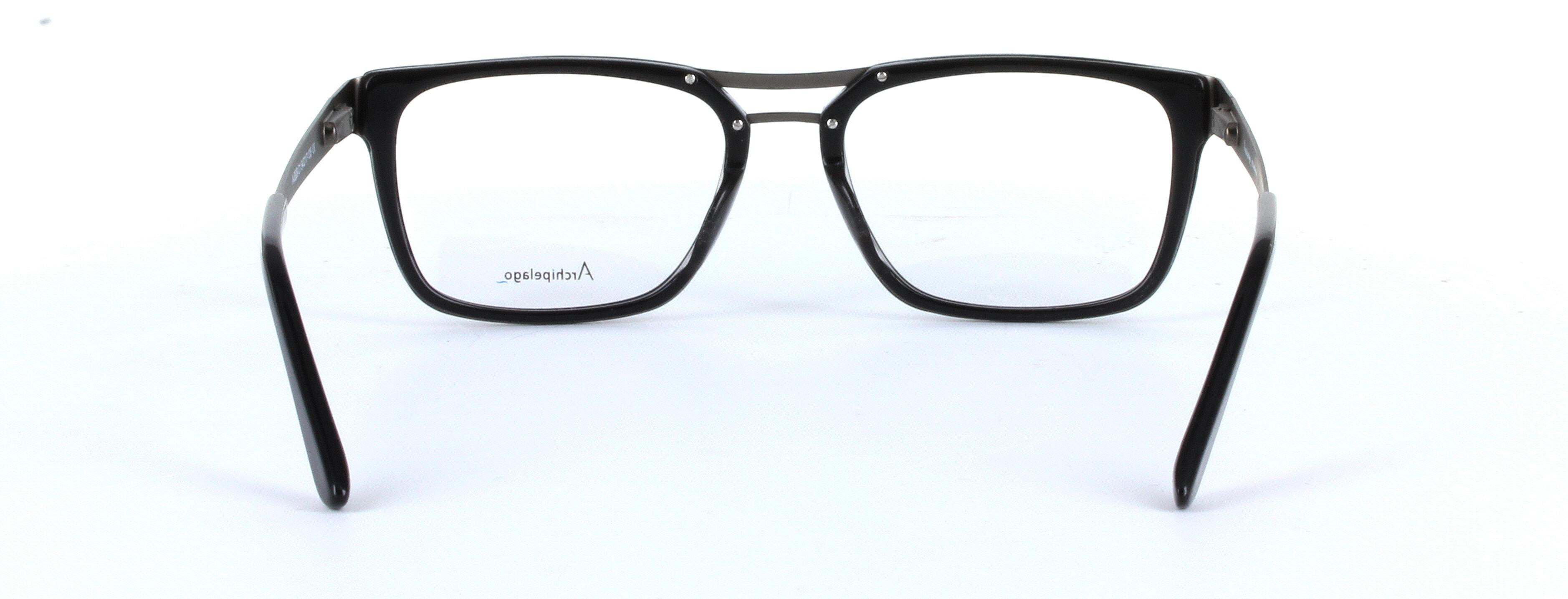 A5509 - Gents acetate with metal nosebridge image 3