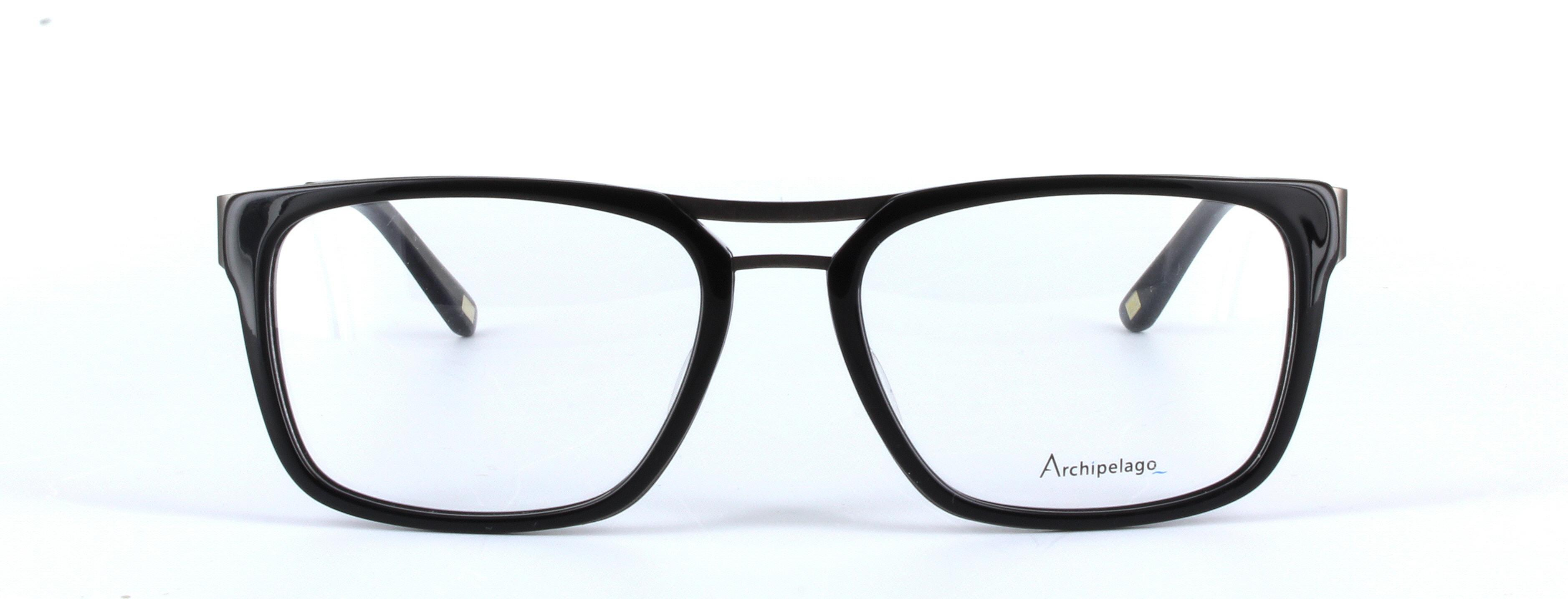 A5509 - Gents acetate with metal nosebridge image 5