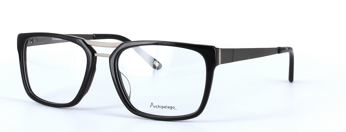 A5509 - Gents acetate with metal nosebridge image 1