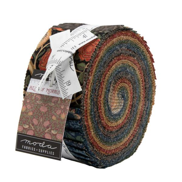 Moda Best of Morris Fall Jelly Roll