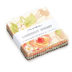 Moda Candy Mini Charm Pack - Chestnut Street