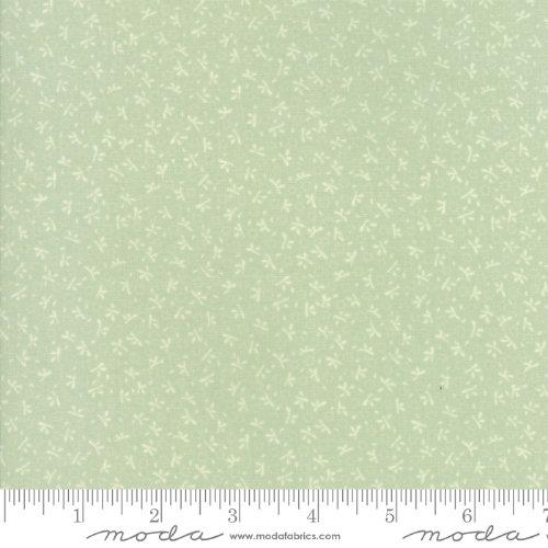Moda Fabric - Ella and Ollie - Pond Turkey Tracks 20305-14