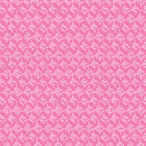 Blend Fabrics Blown Away - Fly Away Pink