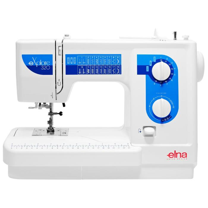 Elna 320 sewing machine