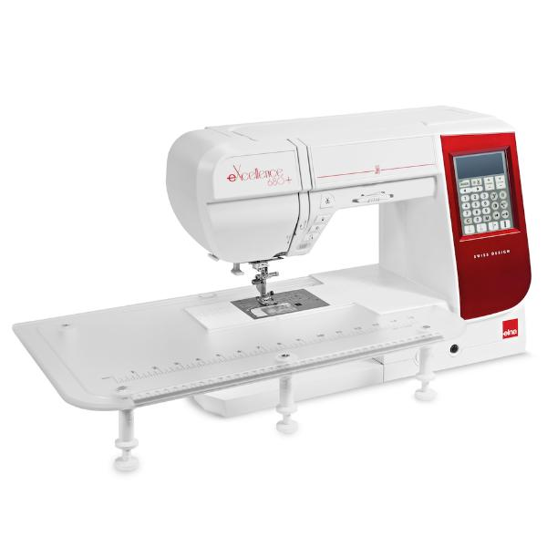 Elna 680+ sewing machine