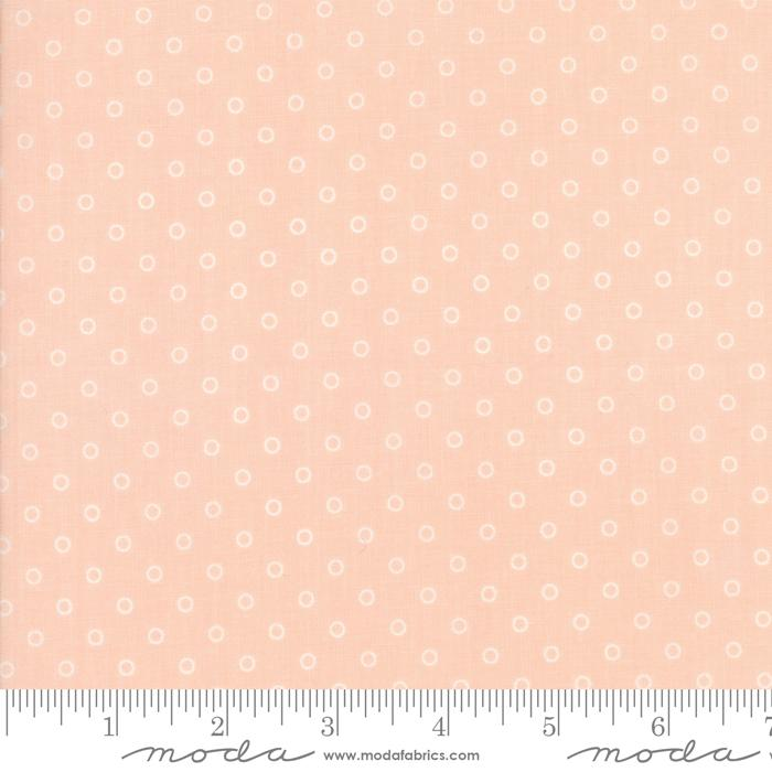 Moda Smitten - Blush Little Darling Dot 55172-13
