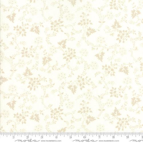 Moda Fabric - Regency Blues - Tonal Sand Bamburgh