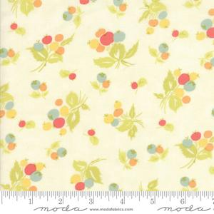 Moda Fabric Coney Island - Ice Cream Blueberries 20286-16