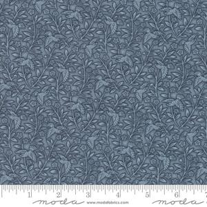 Moda Fabric Snowberry - Sky Aviary