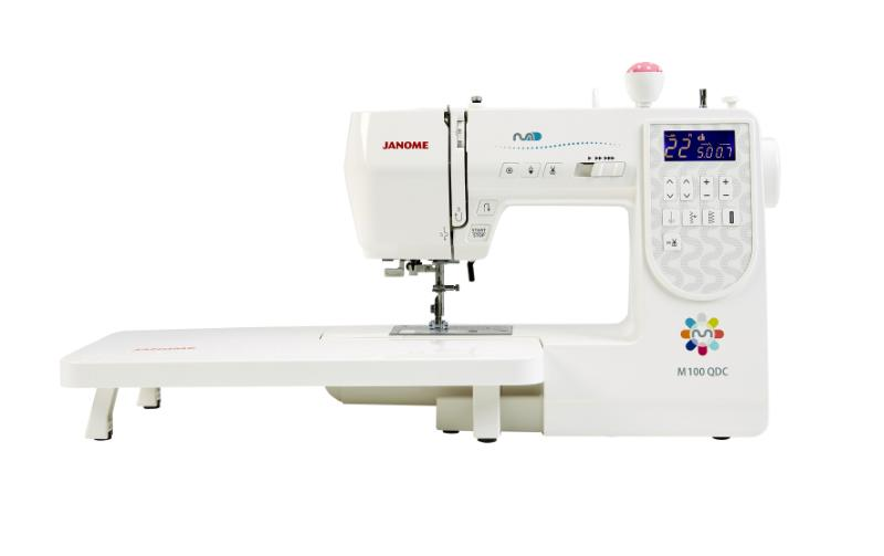 Janome M100 sewing machine