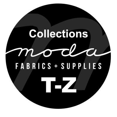 Moda Fabric Collections T-Z