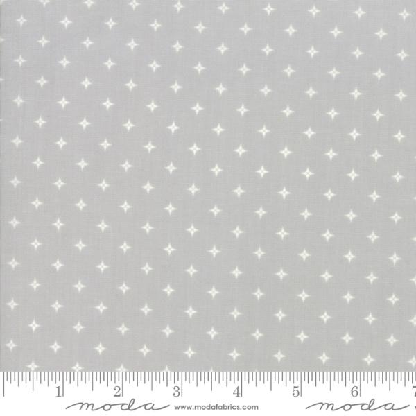 Moda Country Christmas - Stars Dusty Grey