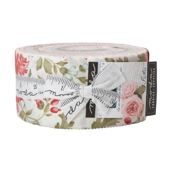 Moda Rue 1800 Jelly Roll