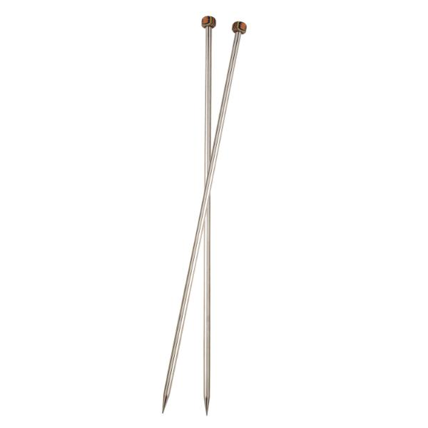 Knit Pro Nova Metal Straight Needles 30cm
