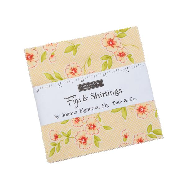 Moda Figs & Shirtings Charm Pack