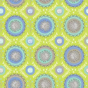 Dashwood Studio Fly Away - Medallions Lime