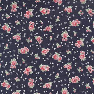 Sevenberry Lovely Flower Navy Blue