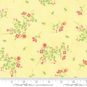 Moda Sundrops - Yellow Blossoms 29011-12