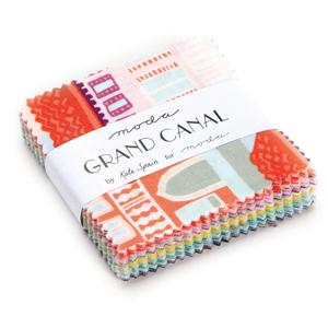 Moda Candy Mini Charm Pack - Grand Canal