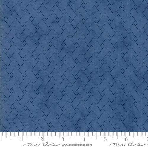 Moda Crystal Lake - Light Blue Blocks