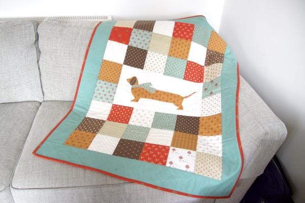 101 Maple Street Cot/Lap Quilt Kit