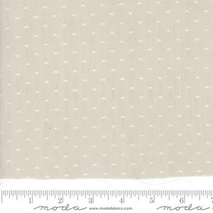 Moda Fabric Snowberry Wovens - Cloud Dobby Dot