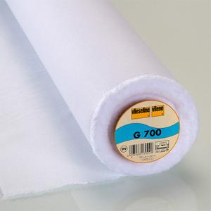 Vilene G700 Woven Interlining Medium Weight (White)