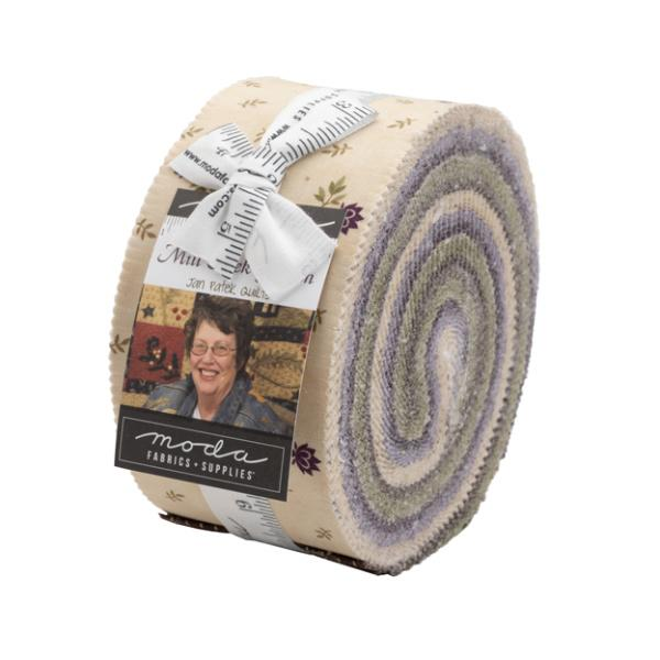Moda Mill Creek Garden Jelly Roll
