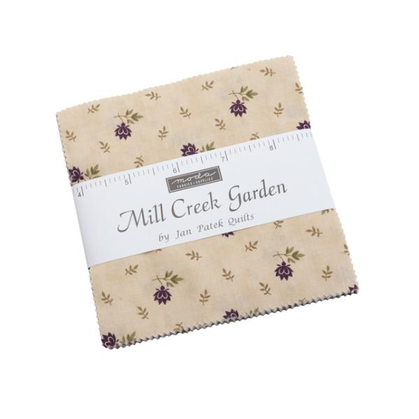 Moda Mill Creek Garden Charm Pack
