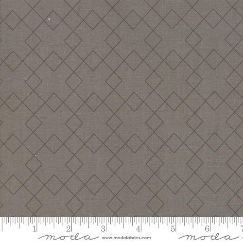 Moda Flourish - Checker Slate
