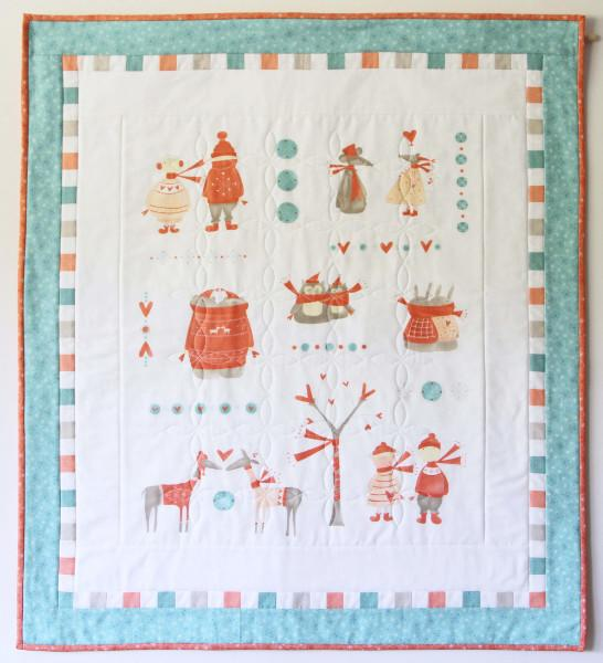 Sweetness Quilt Kit