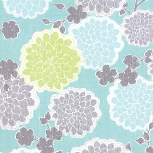 Moda True Luck - Blossoms Aqua 7200-11