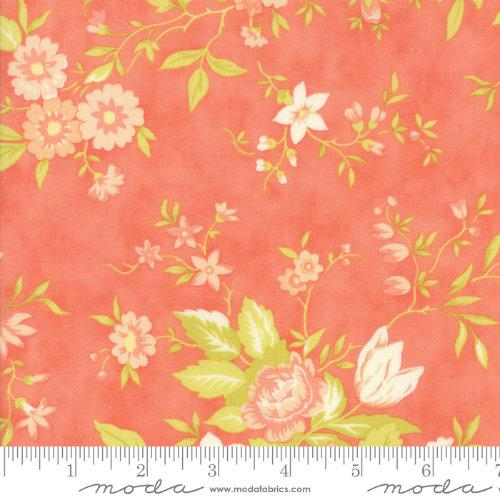 Moda Fabric - Ella and Ollie - Apricot Meadow 20300-12