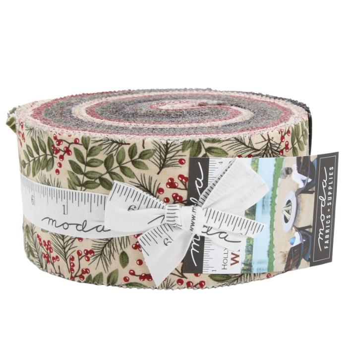 Moda Winter Manor Jelly Roll