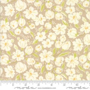 Moda Fabric Coney Island - Boardwalk Buttercups 20285-18