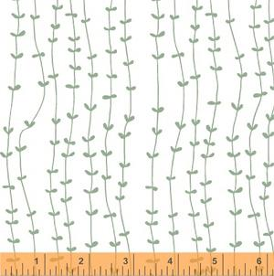 Windham Fabrics Stella - Green Vines