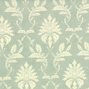 Moda Printemps Pond Damask