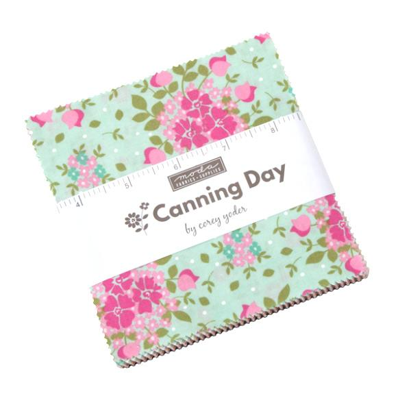 Moda Canning Day Charm Pack