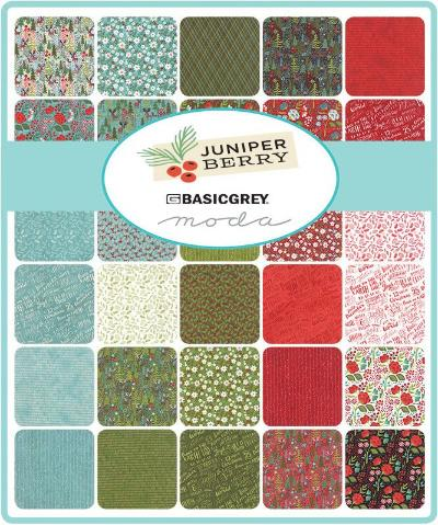Moda Fabric Juniper Berry