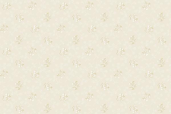 Quilt Gate - Rose Collection 2210-17 Cream